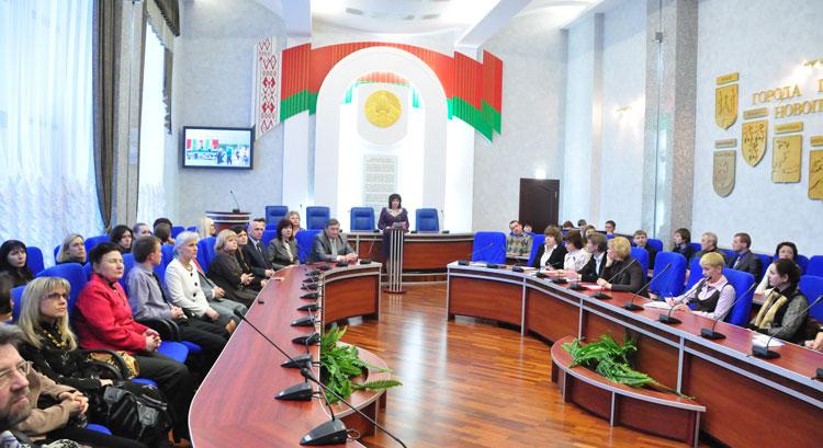 Подведены итоги в Новополоцке