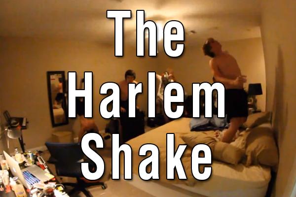 Полоцкий Harlem Shake