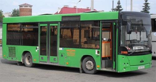 автобусный парк полоцк
