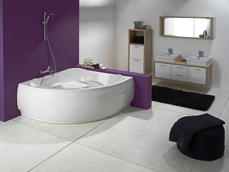 Акриловые ванны и душевые кабины