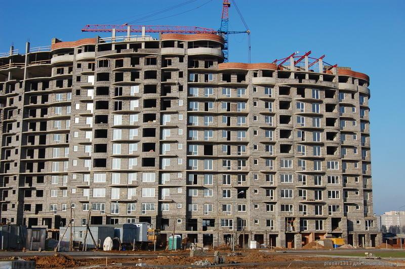 Вы хотите построить квартиру