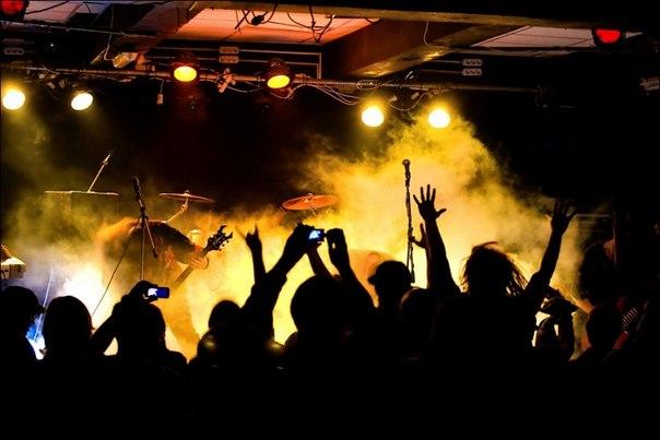 Рок-концерт, посвящённый Дню Молодёжи