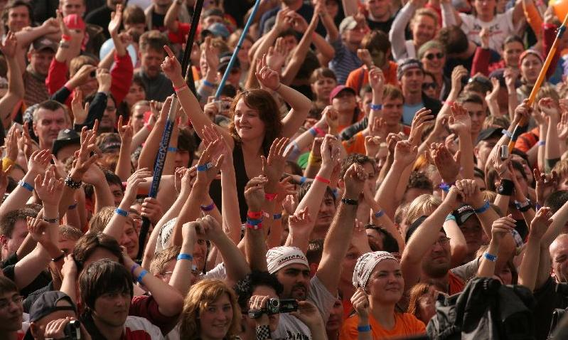 Проводим лето с рок-фестивалем в Новополоцке!