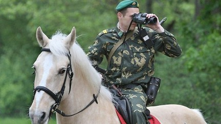 Трое выходцев с Кавказа задержаны на границе с Литвой