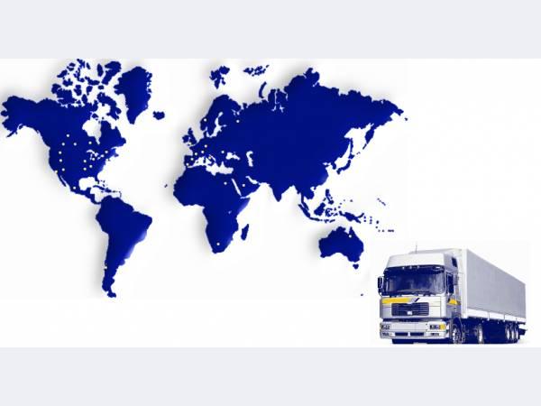 международные перевозки автотранспортной компанией