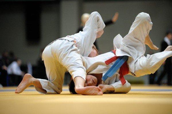 Юношеский турнир по дзюдо