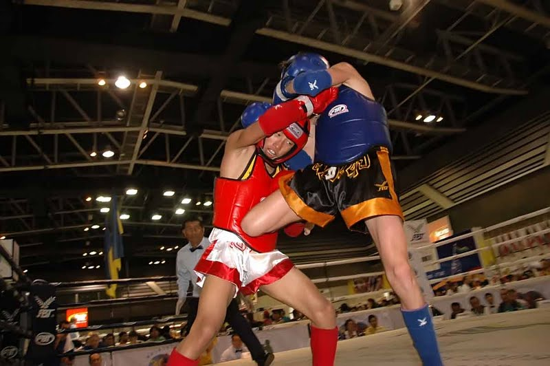 Мастера тайландского бокса