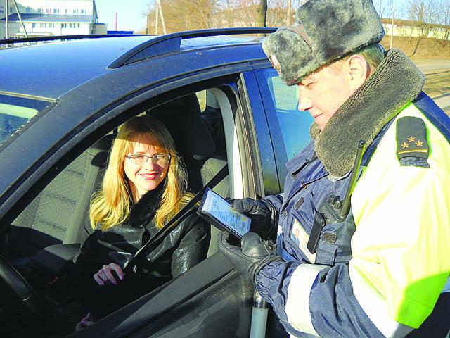 Полоцкие дороги стали безопаснее