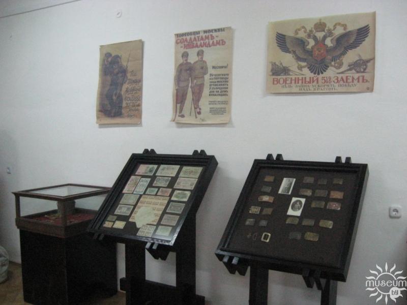 Новая выставка в Краеведческом музее Полоцка