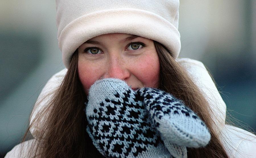 С наступлением морозной погоды, приходится одеваться как можно теплее