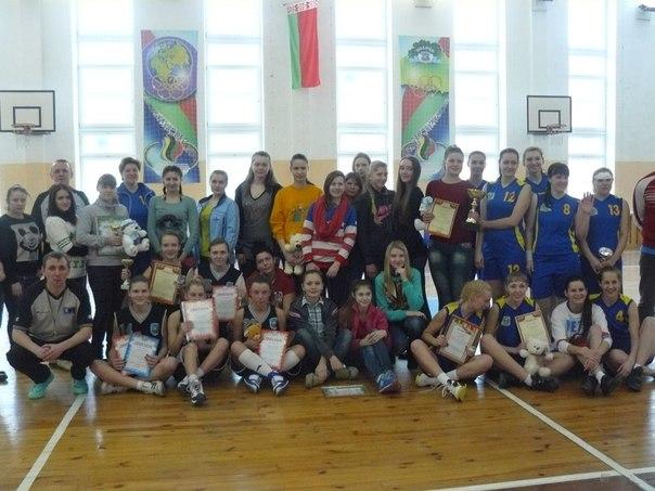 Первое место заняла сборная Витебска
