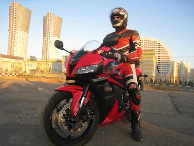 Езда на мотоцикле несравнима