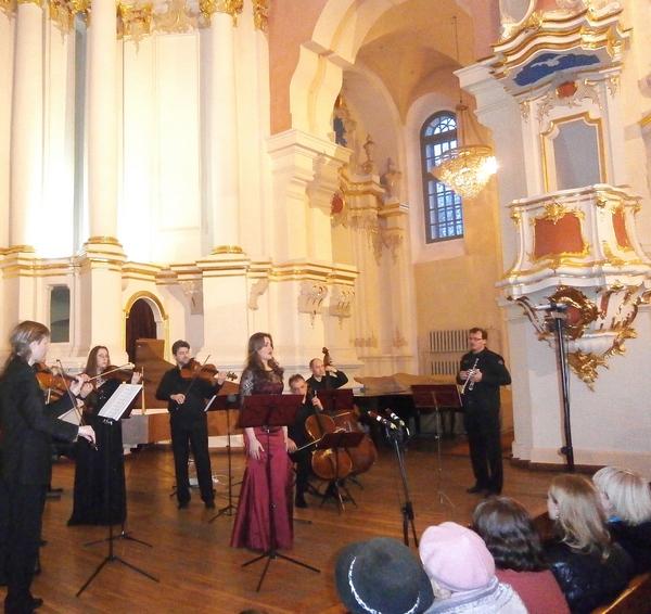 XXVII Международный фестиваль старинной и современной камерной музыки