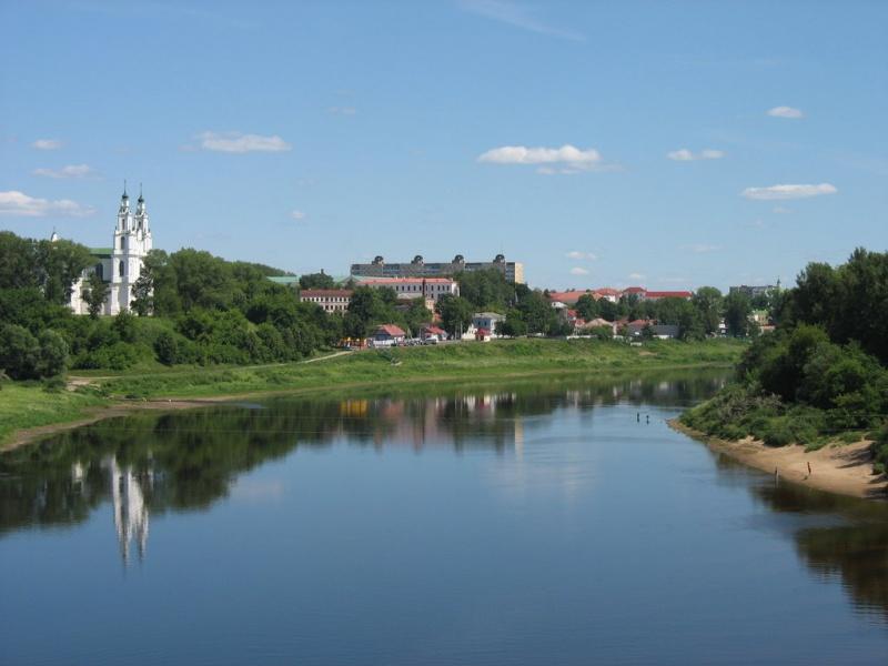 Зеленые города Беларуси