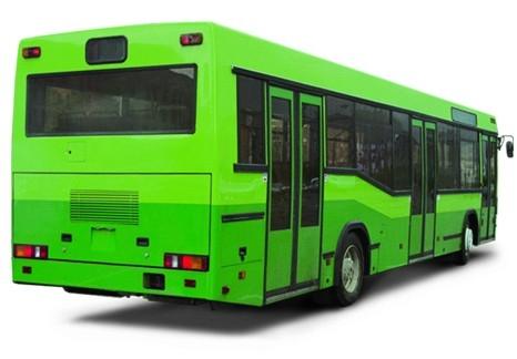 Расписание автобусов г.Полоцка (рабочий день)