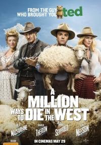 Миллион способов потерять голову / A Million Ways to Die in the West (2014)