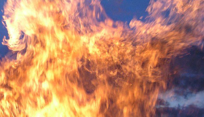 Огонь беспощадно уносит жизни людей