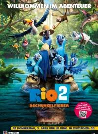 Рио 2 / Rio 2 (2014)