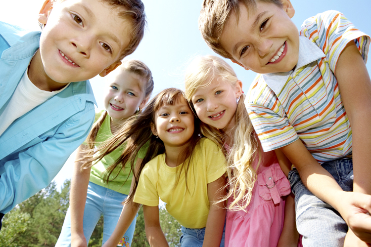 В Новополоцке прошла акция «Соберем детей в школу»