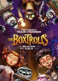 Семейка монстров / The Boxtrolls (2014)