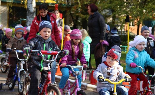 Европейская неделя мобильности по-новополоцки