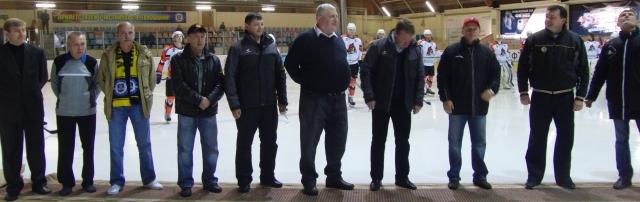 Сага о хоккее и хоккеистах