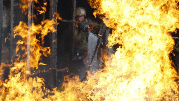 Для жительницы Полоцка жизнь закончилась в огне