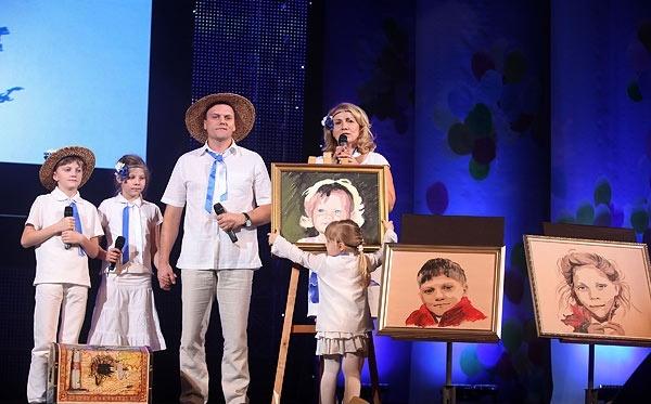 Лучшая семья года Беларуси возвращается с победой в родной Новополоцк