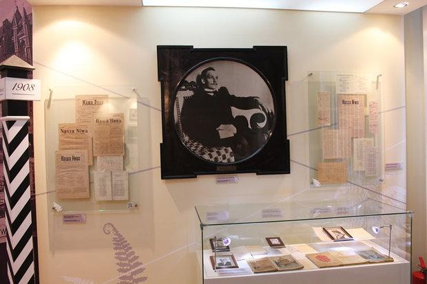 В Полоцке открылась выставка «Я - шлях, якому век няма спакою...»