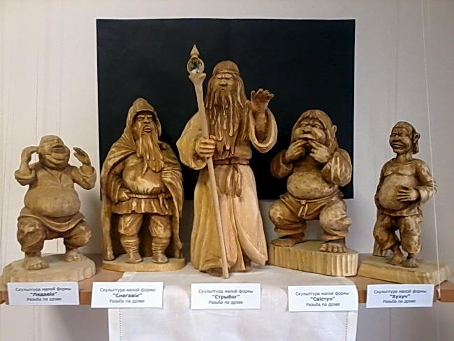 «Дрэва майго жыцця» - образы белорусской мифологии ожили при помощи мастера