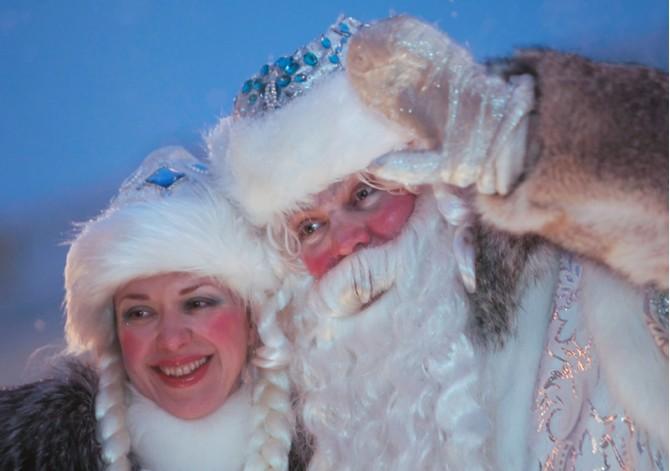 Резиденция Деда Мороза ждёт полочан и гостей города