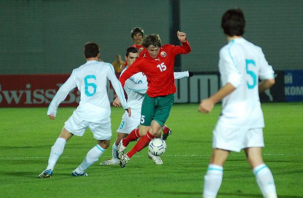 Юношеская сборная Беларуси по футболу