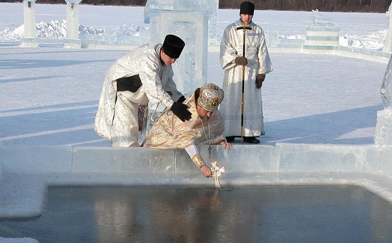 Православные жители Полотчины ждут праздник Крещения
