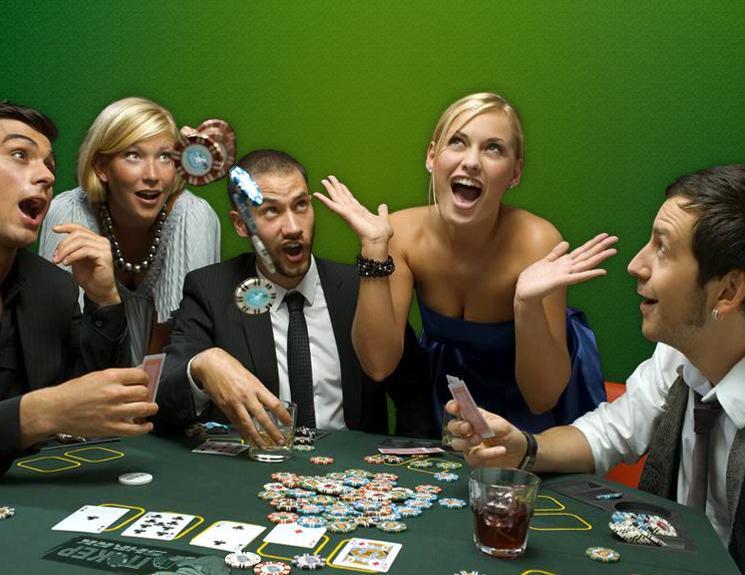 В политике как в покере