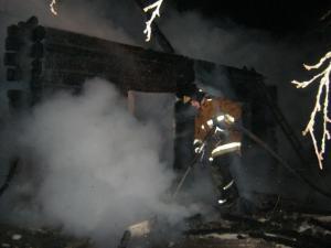Пожар унес жизни 2 пенсионеров