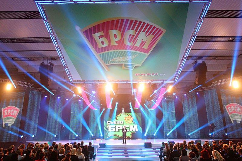 Переходящее знамя лучшего студотряда 2014 года прибыло в Новополоцк