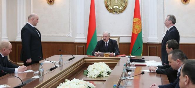 Назначен председатель Новополоцкого горисполкома