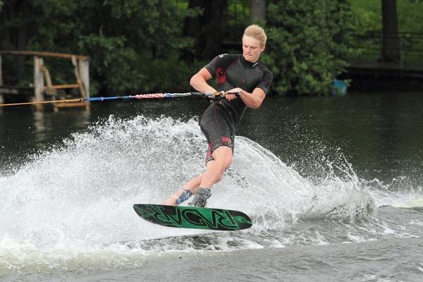 На водных лыжах – к новым победам