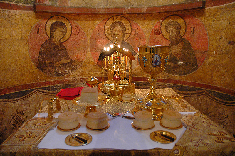 В новом храме Полоцка пройдет первая Божественная литургия