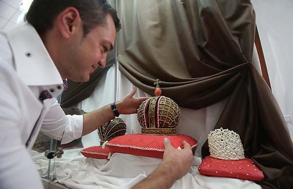 Сладкая выставка открыта в Нефтеграде