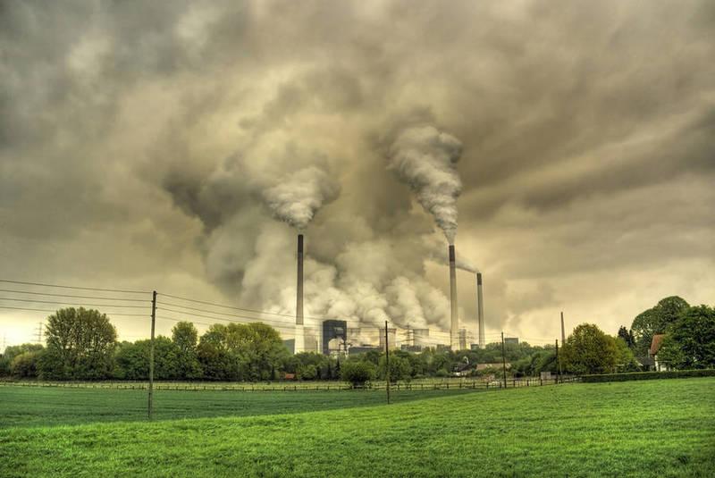 Новополоцк удерживает лидерство, среди городов загрязняющих атмосферу