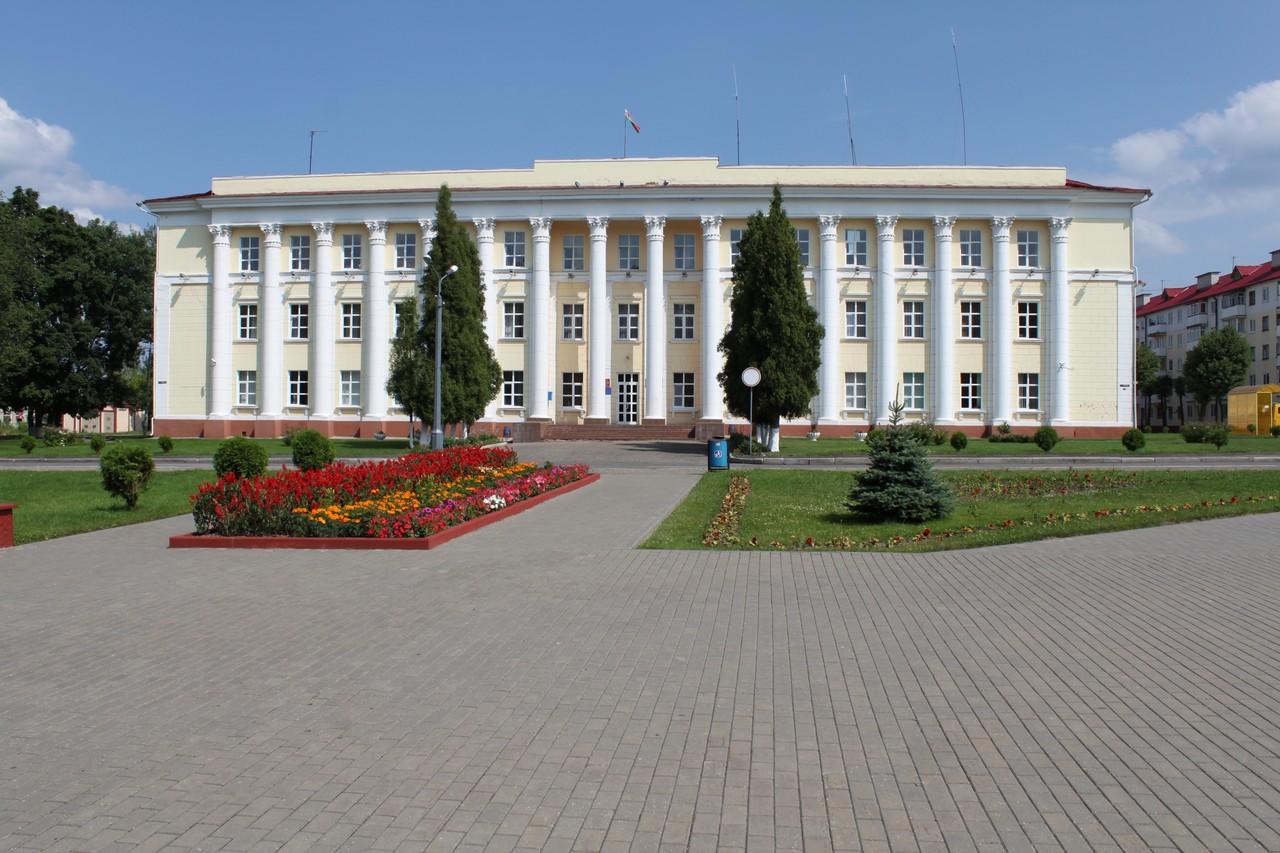 Райисполком города Полоцк - лучший регистрирующий орган Беларуси