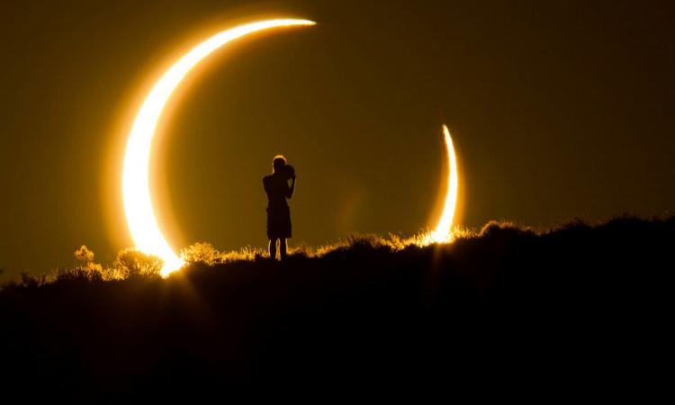 20 марта солнечное затмение