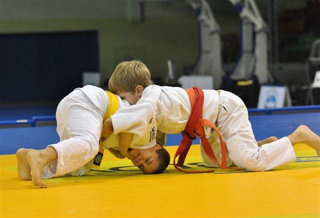 Спортсмены из Полоцка выступили на областном первенстве по дзюдо