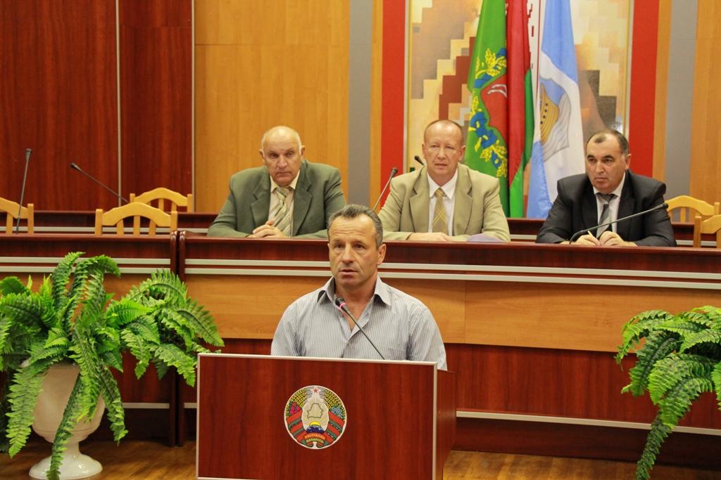 Поздравление работникам жилищно-коммунального хозяйства и бытовой сферы г.П ...