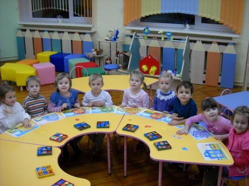 Полоцкий детский учебный центр «УНИВЕРик» открывает свои двери для маленьки ...