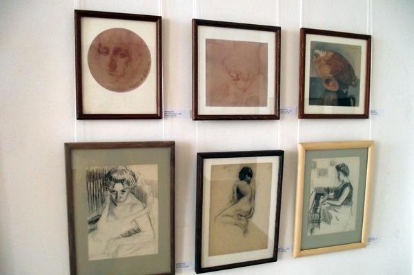 В Художественной галерее открылась выставка картин Шибневых