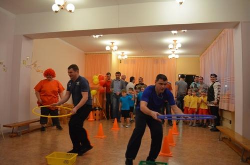 Семейная эстафета Новополоцка