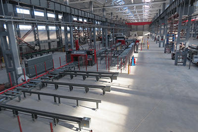 В Полоцком районе реализован проект современного завода