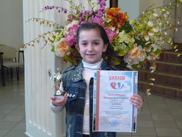 Лауреатами международного конкурса стали вокалистки из Новополоцка